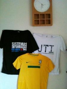 ThreeT-Shirts