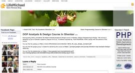 Haim Michael Course details