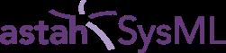Astah SysML logo