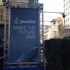 JavaOne in SF