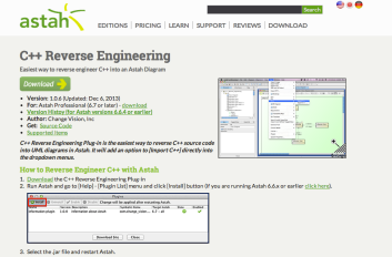 C# Reverse engineering Plugin