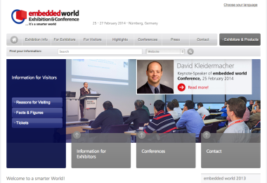 EmbeddedWorld2014
