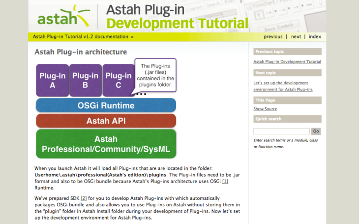 Astah_Plugin_development_tutorial