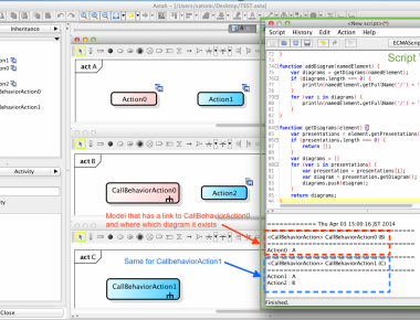 Astah Activity Diagram Sample UML