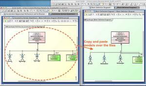 Astah SysML Block Definition Diagram