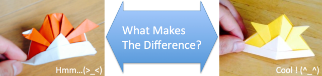 What makes difference