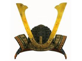 Kabuto (Japanese Warrior Helmet)