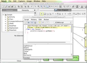 Astah script Plugin