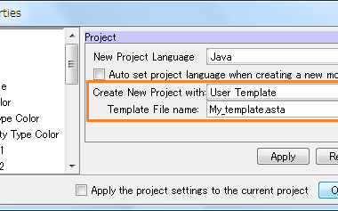 Astah in 5min practical astah tips for your software modeling how to customize a deafult file that opens when creating a new file ccuart Choice Image