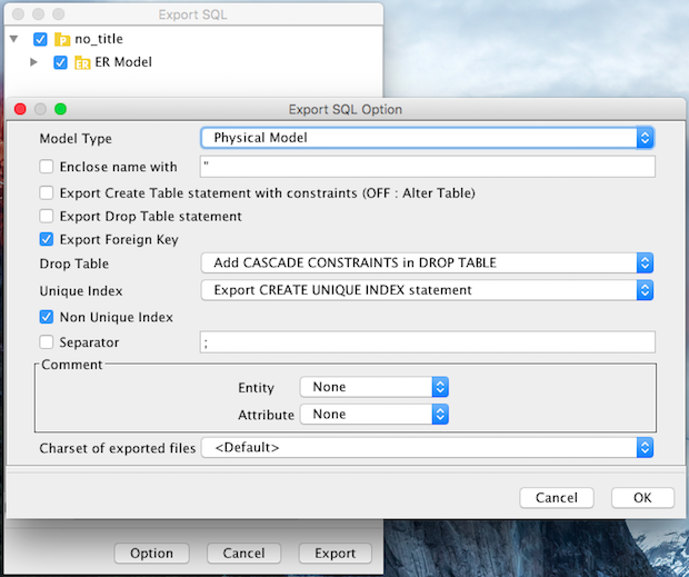 How to export sql with comment for sql server | Support Q & A