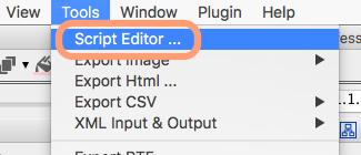 script-editor-menu