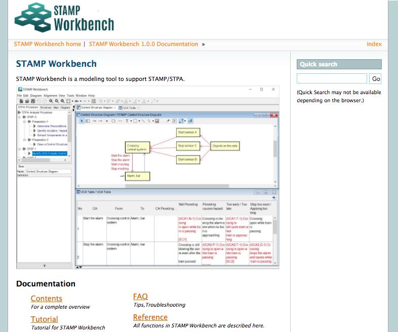 STAMP Workbench Manual