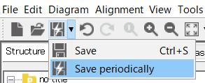 auto-save-menu