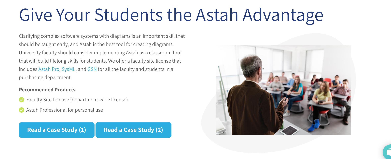 Astah Campus Wide License